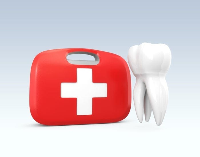 Emergency Dentistry Washington, DC broken tooth