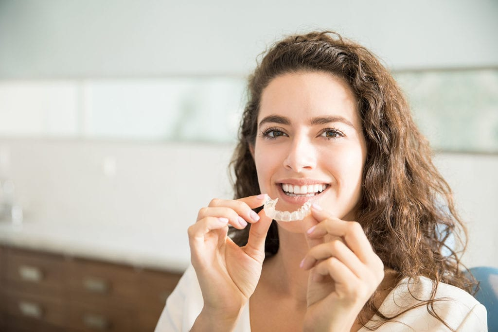 Invisalign Washington, DC for misaligned teeth