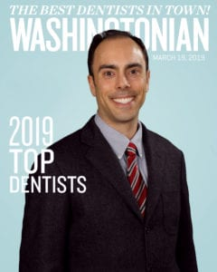 washingtonian top dentist 2019
